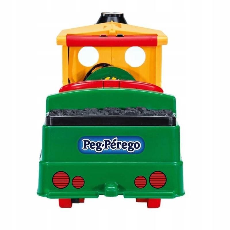 Elektromobilis PEG PEREGO SANTA FE TRAIN 6V