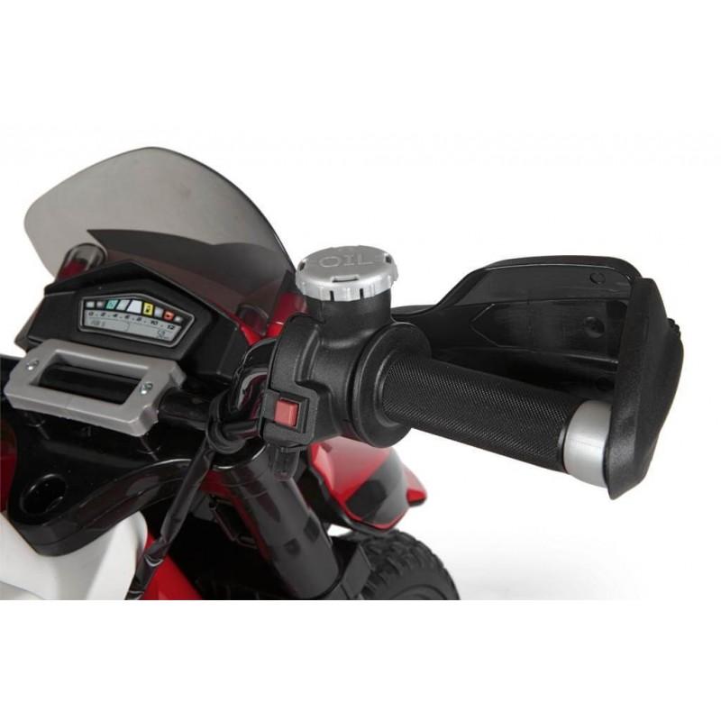 Elektromobilis motociklas PEGPEREGO DUCATI ENDURO 12 V