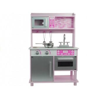Medinė virtuvėlė ZEFIRA