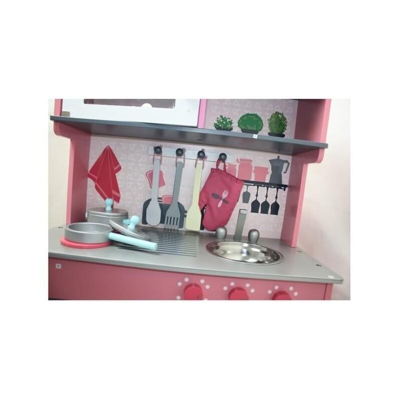 Medinė virtuvėlė PEPA