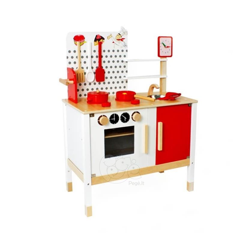 Medinė virtuvėlė DORA
