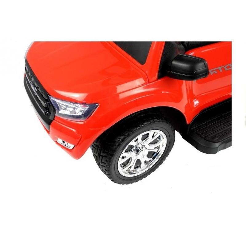 Paspiriama mašinėlė FORD RANGER raudona