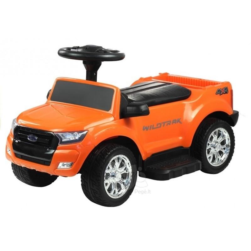 Paspiriama mašinėlė FORD RANGER oranžinė