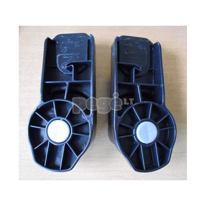 Skate vežimėliui adapteriai MAXI-COSI, BRITAX kėdutėms