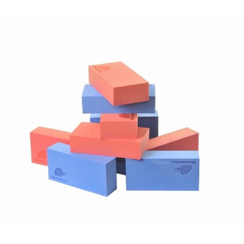 Minkštos kaladėlės BASIC 150
