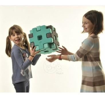 Minkštos kaladėlės SMART BOX 47