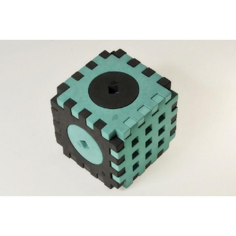 Minkštos kaladėlės SMART BOX 77