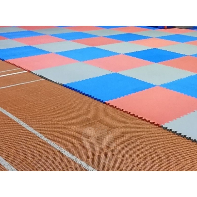 Susineriantis kilimėlis SAFETY MAT BIG PUZZLE 50 mm
