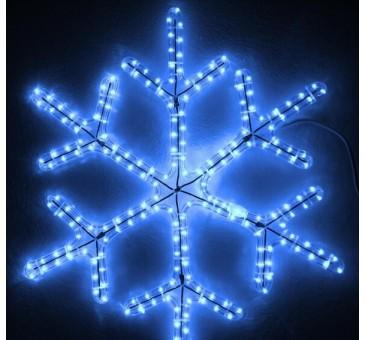 """Kalėdinė LED dekoracija """"Snaigė"""" 75 cm"""