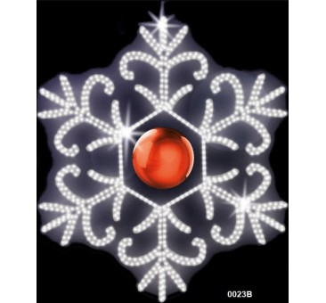 Kalėdinė LED dekoracija 300 cm 210 W