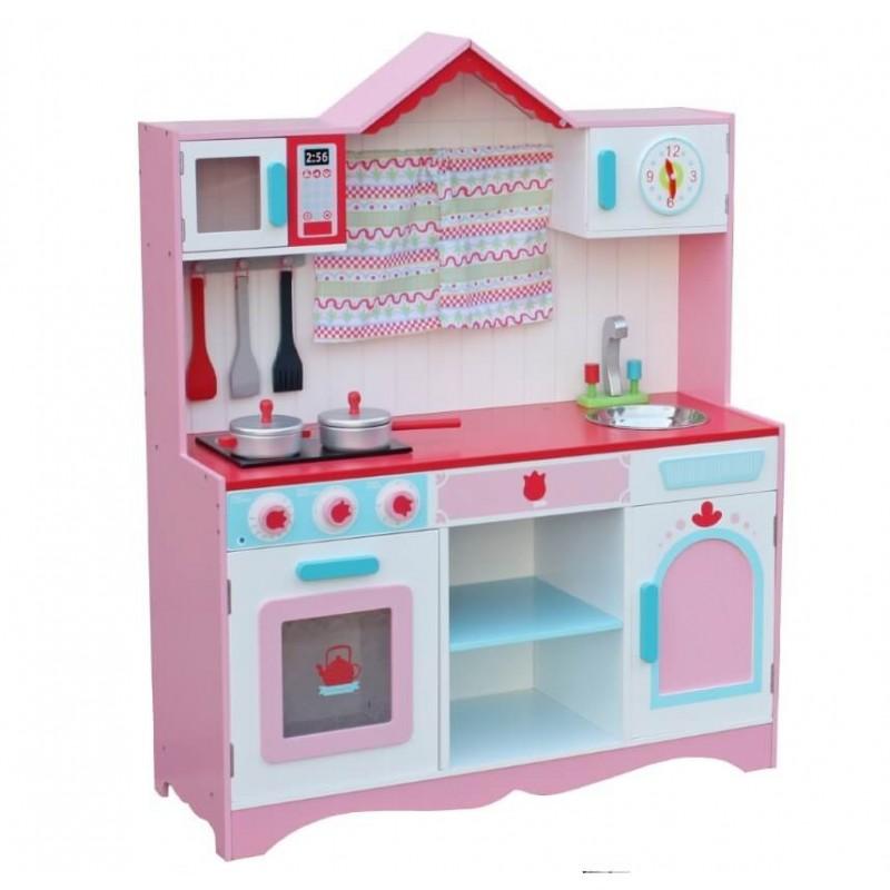 Medinė virtuvėlė COUNTRY TWO