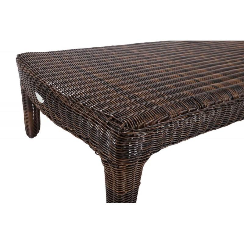 Lauko gultai MARAGA BROWN + staliukas