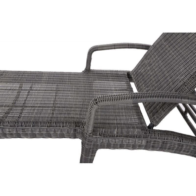 Lauko gultai MARAGA GREY + staliukas