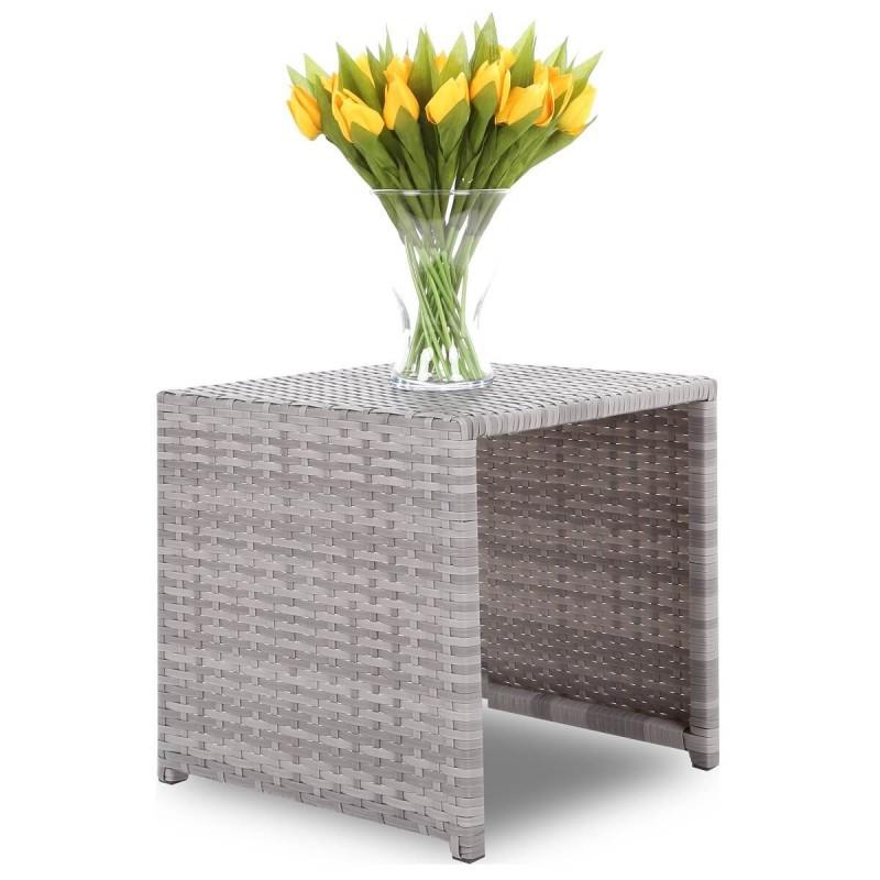 Lauko gultai NORA GREY + staliukas