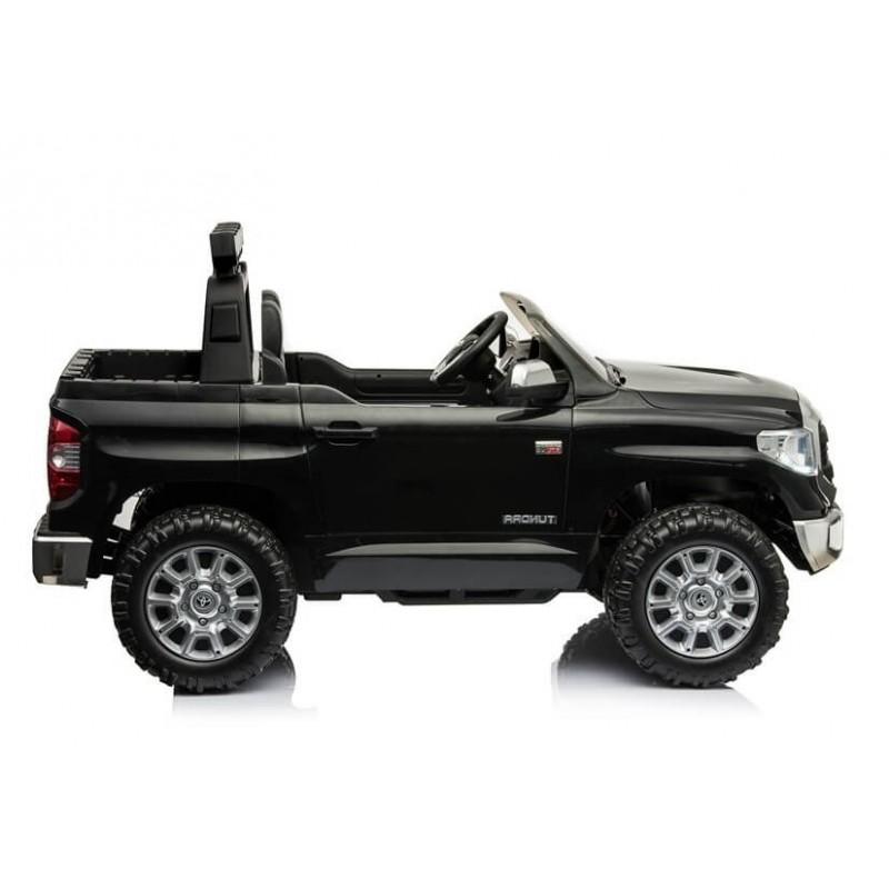 Elektromobilis TOYOTA TUNDRA 24V juodas su nuotoliniu valdymu