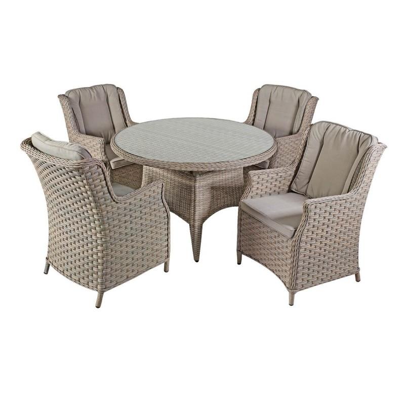 Lauko baldai PACIFIC 4 D120 x H75 cm