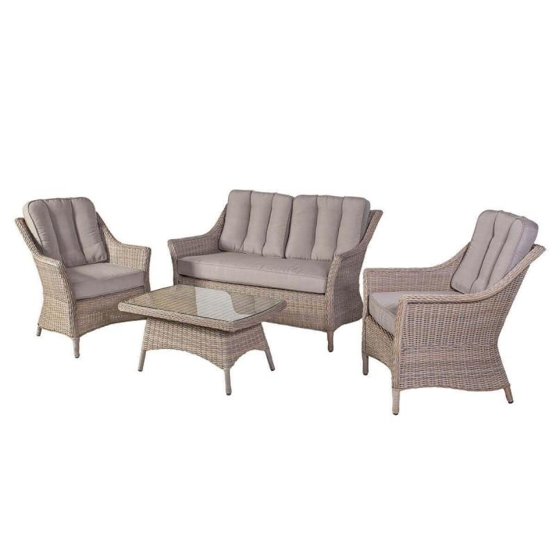 Lauko baldai PACIFIC 2 95x56xH45 cm