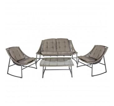 Lauko baldai CELJE 89x65xH38 cm