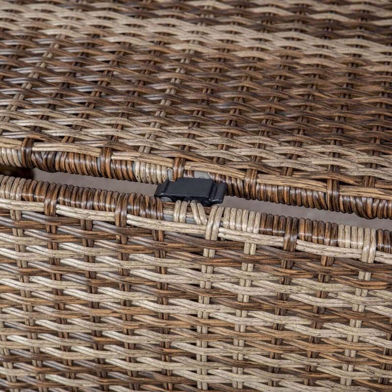 Lauko baldai ZURICH 193x258xH73 cm