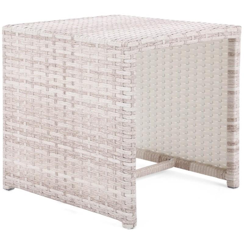 Lauko gultas NORA BEIGE + staliukas
