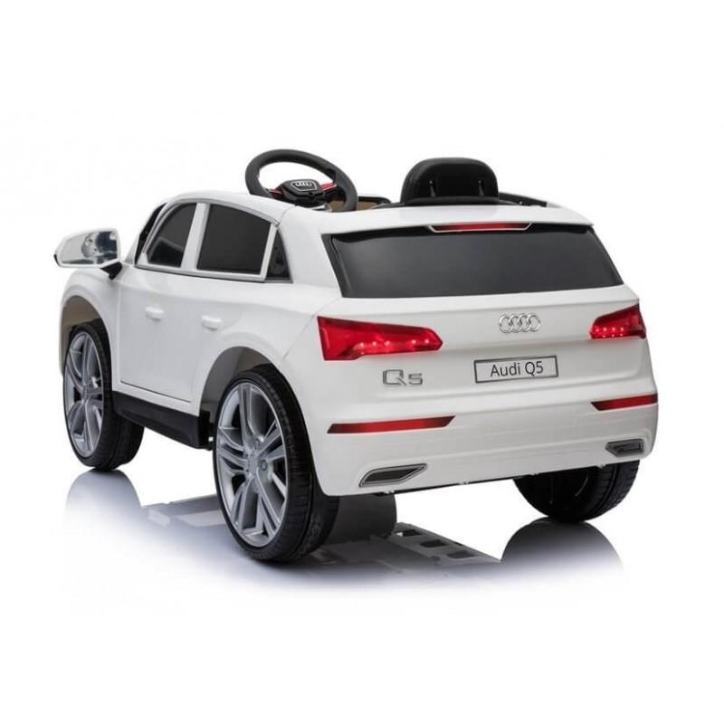 Elektromobilis AUDI Q5 baltas