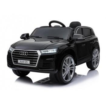 Elektromobilis AUDI Q5 12 V juodas