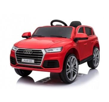 Elektromobilis AUDI Q5 12 V raudonas