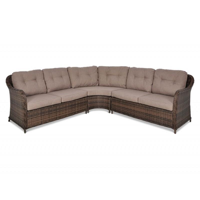 Lauko baldai SAVANA BROWN