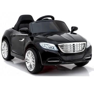Elektromobilis CABRIO 2017 juodas su distanciniu valdymu