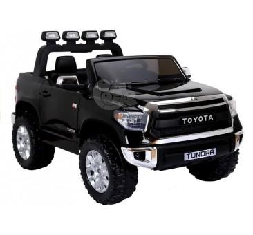 Elektromobilis TOYOTA TUNDRA 12V juodas su nuotoliniu valdymu