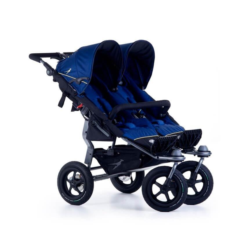 Dvynukų vežimėlis TFK TWIN ADVENTURE