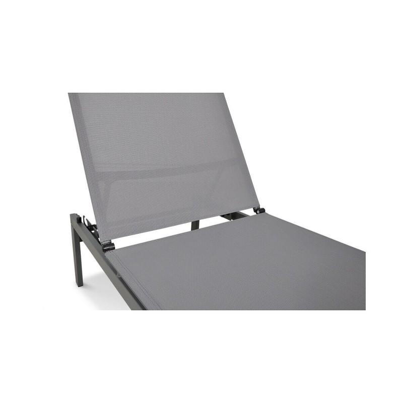 Lauko gultas TANZIDAR Grey (2 vnt.)