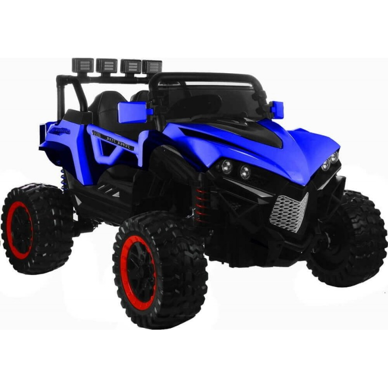 Elektromobilis JEEP XJL - 588 mėlynas 12V