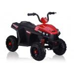 Elektromobilis S 601 6 V raudonas