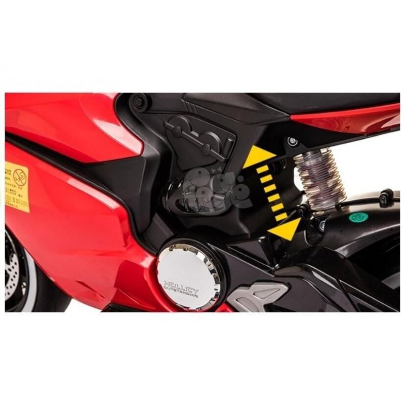 Elektromobilis motociklas SX 1628 12 V