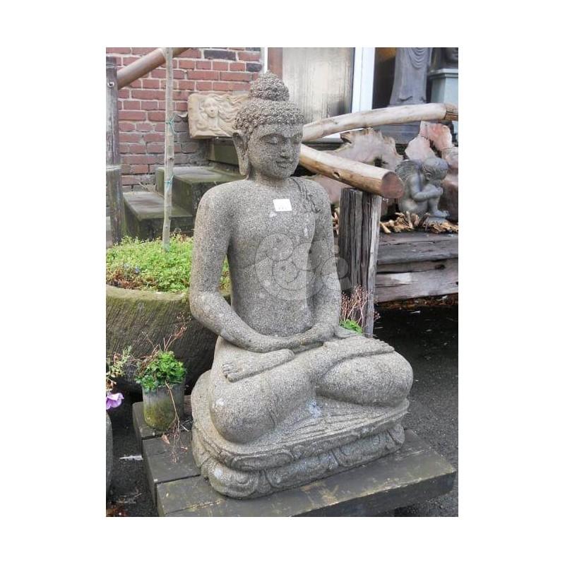Skulptūra sėdintis Buda 100 cm