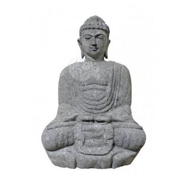 Skulptūra sėdintis Buda 75 cm