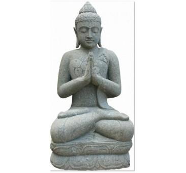 Skulptūra sėdintis Buda 150 cm