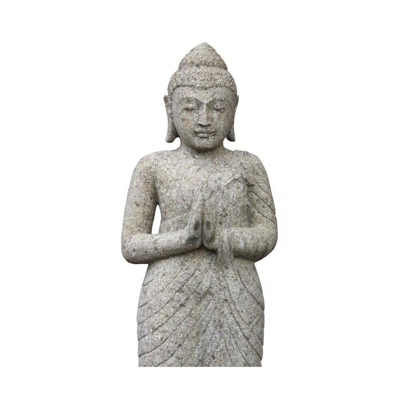 Skulptūra stovintis Buda 120 cm