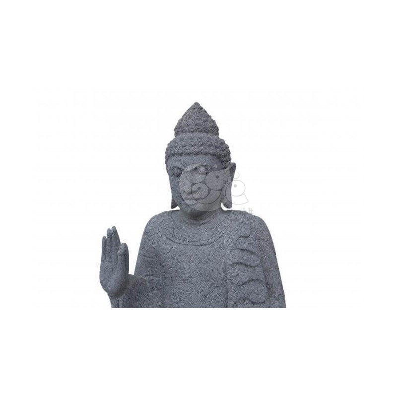 Skulptūra sėdintis Buda 80 cm
