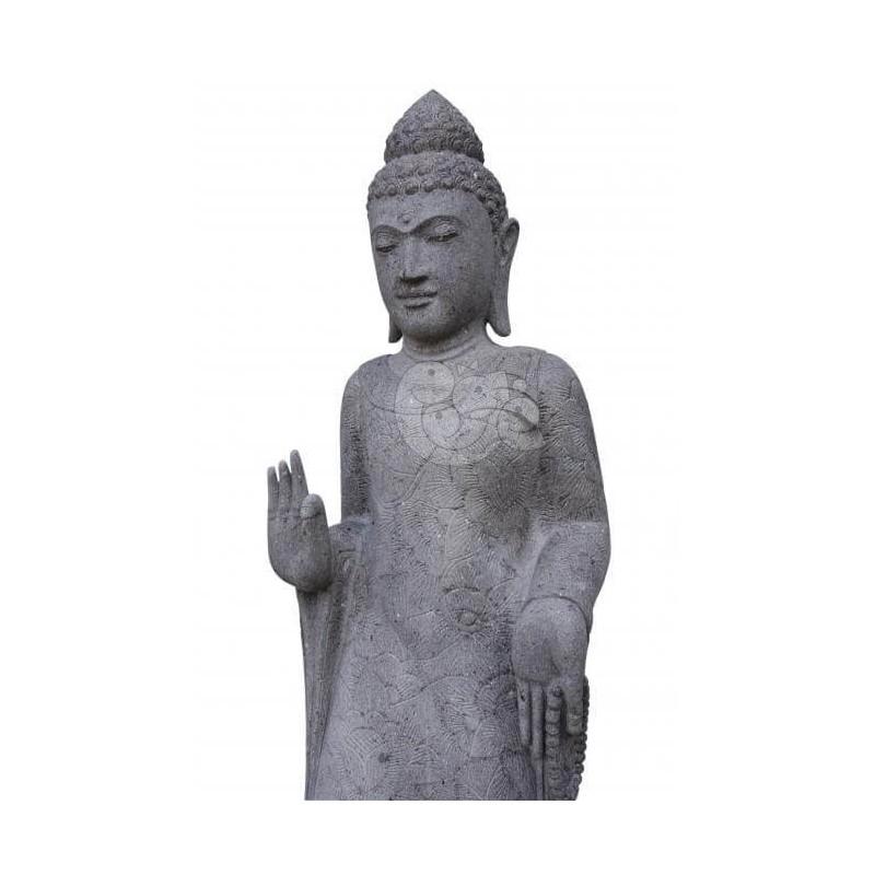 Skulptūra stovintis Buda 150 cm
