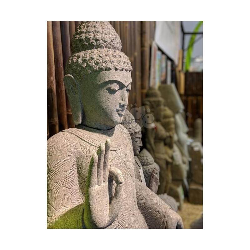 Skulptūra stovintis Buda 175 cm