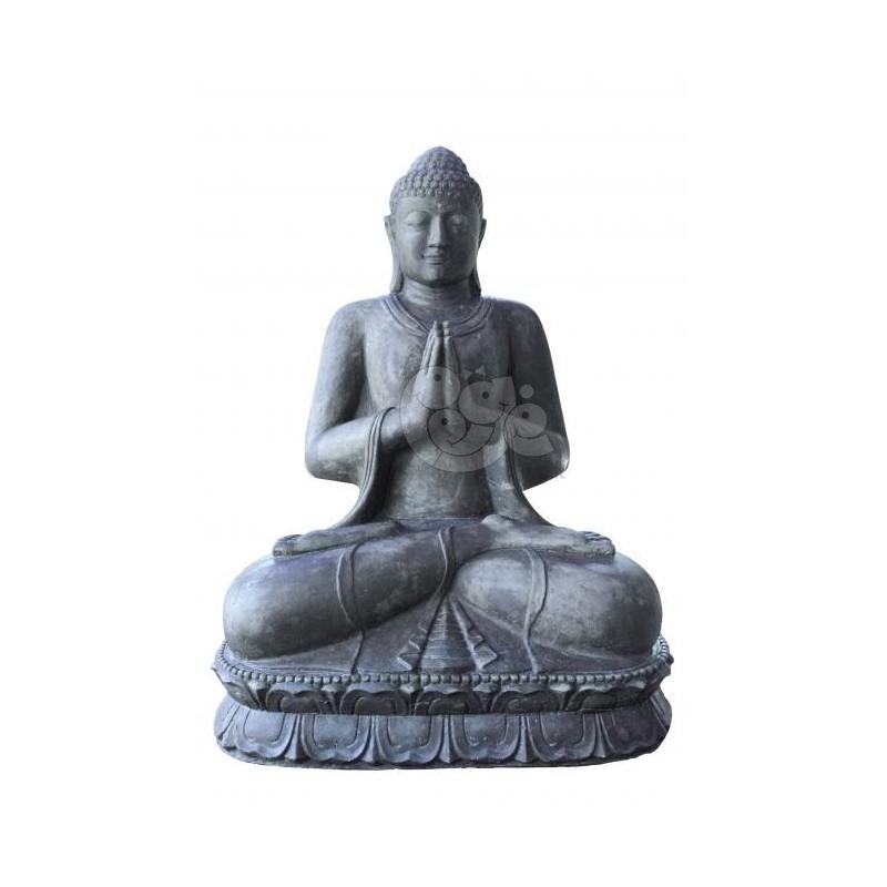 Skulptūra sėdintis Buda 200 cm