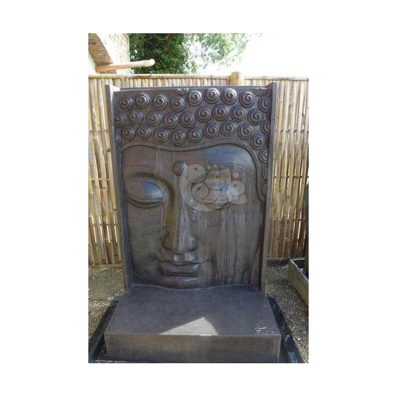 Skulptūra/fontanas Budos veidas 170 cm