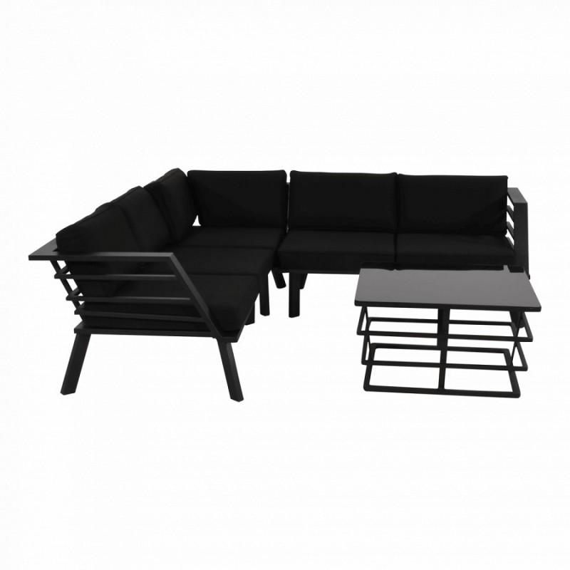 Lauko baldų komplektas REGATA + fotelis