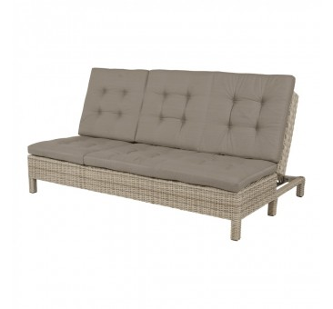 Išskleidžiama lauko sofa su staliuku SOHO BEACH
