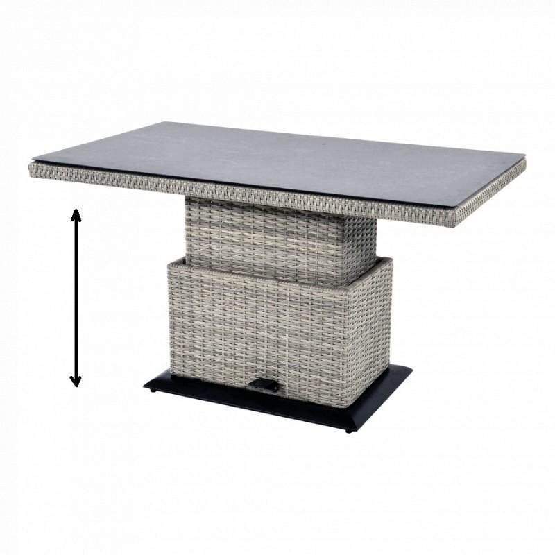Reguliuojamas stalas SOHO BRICK