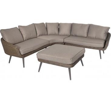 Lauko baldų komplektas VINYL