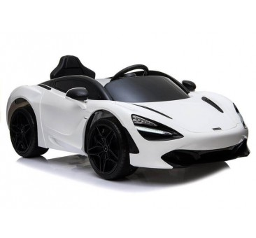 Elektromobilis MCLAREN baltas 12V