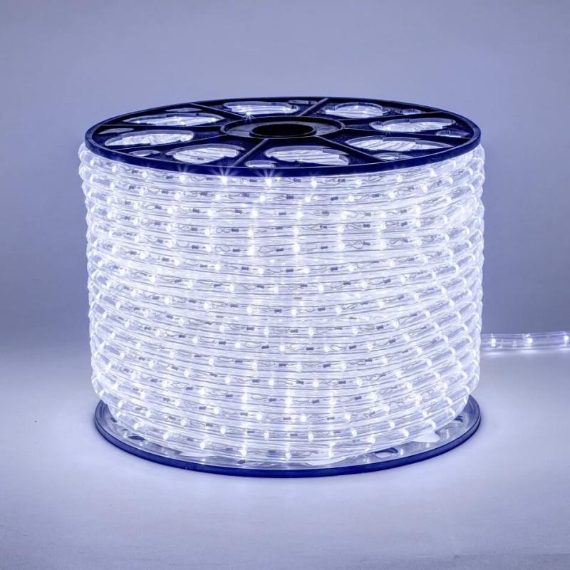 Lankstus šviečiantis LED kabelis 100 m, karp. kas 1 m